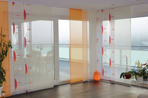 Moderne fenstervorhänge  Design : moderne gardinen für wohnzimmer ~ Inspirierende Bilder ...
